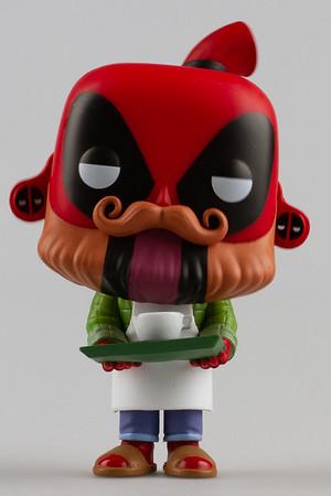 Barista Deadpool