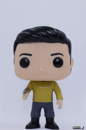 Pop! Movies: Star Trek Beyond - Sulu