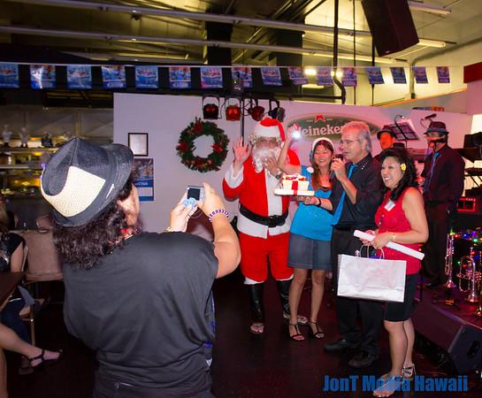 Christmas w/Funkshun @ Iges 12-7-12