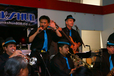 Funkshun @ Ige's Restaurant & 19th Puka