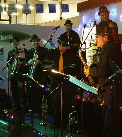 Funkshun at Ige's on 12-23-2011