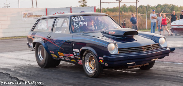 Funny Cars @ Lancaster