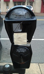 Apparently, this is the best-working meter in town.