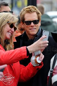 Kevin Bacon Sundance Selfie!