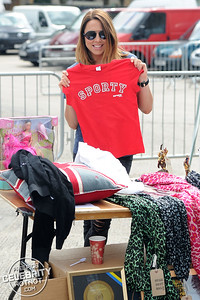 EXCLUSIVE: Sporty Price! Mel C, KT Tunstall and Badly Drawn Boy Sell Memorabilia At Car Boot Sale!