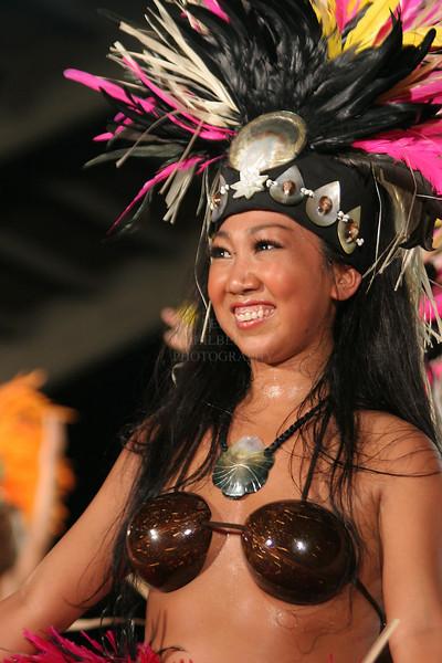 Meri Monarch dancer