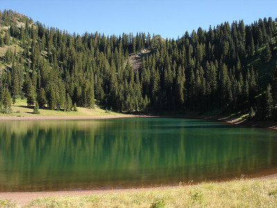 Lake Desolation, Bear Trap Trail