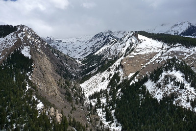 Mill B North Fork Trail, Big Cottonwood Canyon