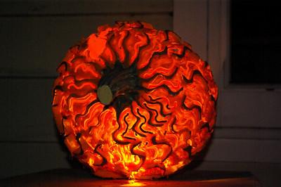 Pumpkin Blaze 2008