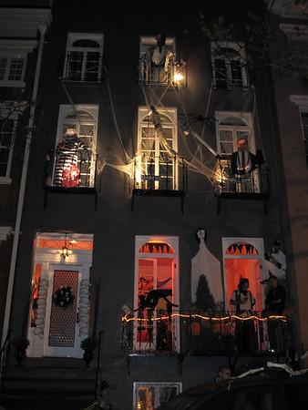 Greenwich Village Halloween Parade 2009