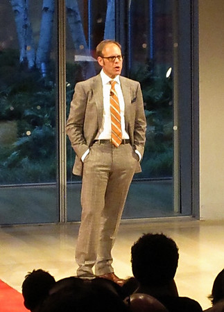 Q&A With Alton Brown