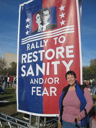 Rally to Restore Fear and/or Sanity