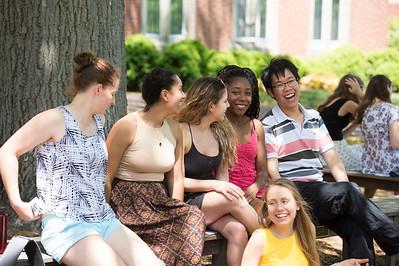 Spring on Campus 2017