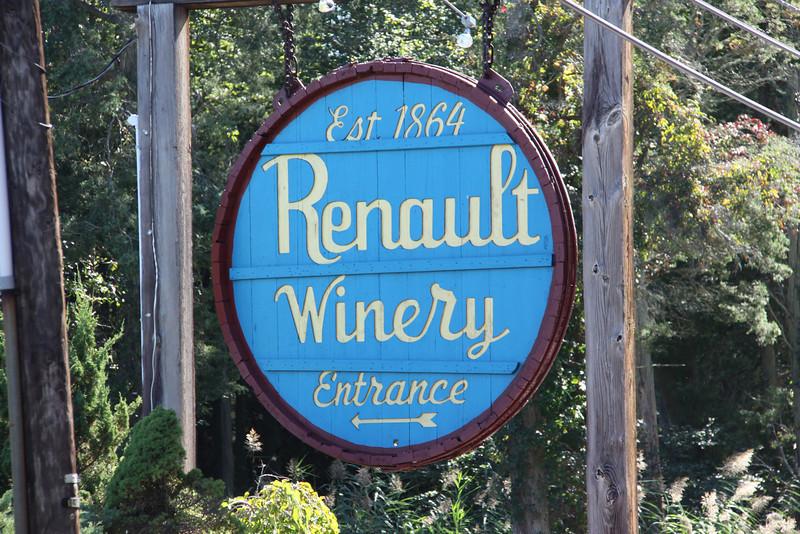 9-20 & 9-21 Renault Winery, Ocean City, NJ
