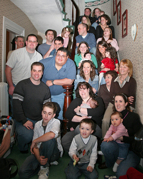 Holiday Get Together 12-30-07 (RuthAnn & Jim's)