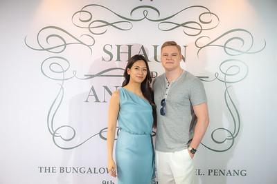 Andrea + Shaun