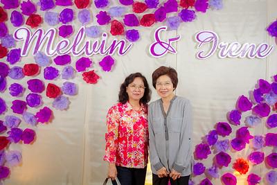Irene + Melvin