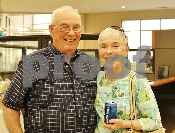 Bill and Connie Thoma