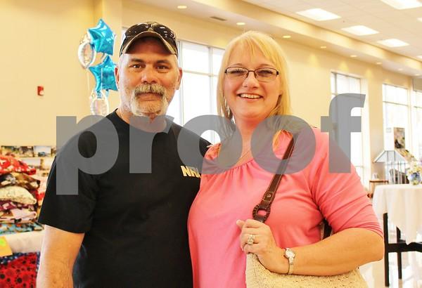 JD and Sherri Dunn