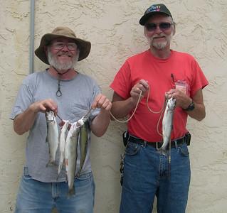 Fun on Fishing Day