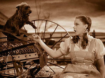 Dorothy and Toto 1939