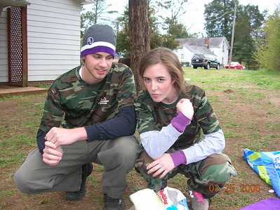Tri-Delt Funciton: Paintball