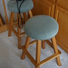 two more bar stools