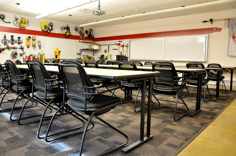 West Metro Fire Department Training centerEon Furniture/Design