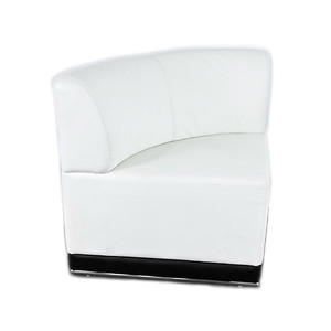 White Door Events Memphis Chloe Corner Club Chair
