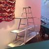 Custom Ladder Shelf (2)