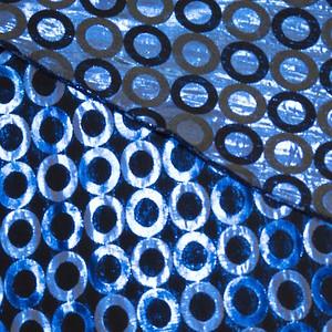 Cobalt Rabanne Linen