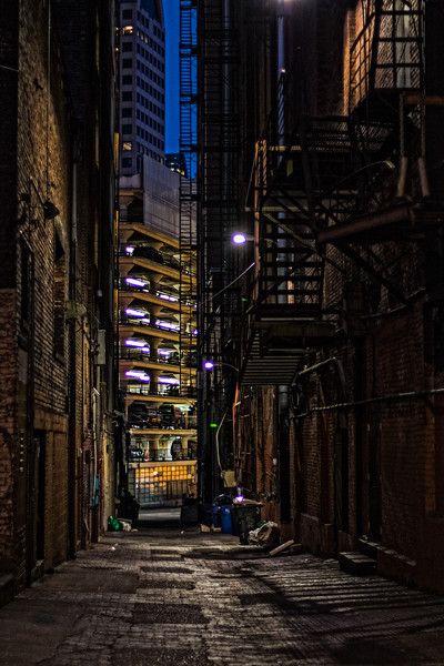 Seattle Alley