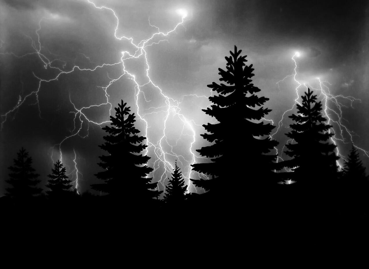 lightning-at-night