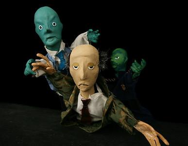 Trouble Puppet Misc