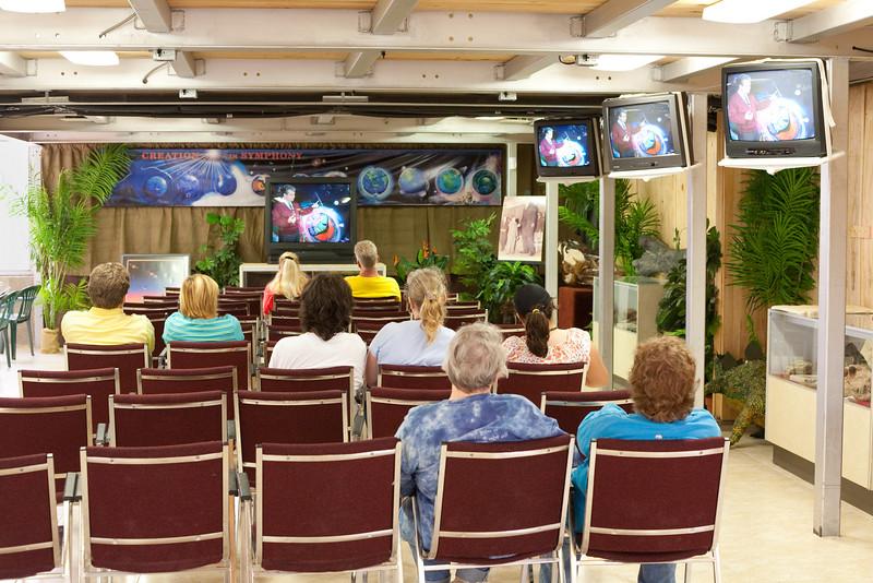 """""""Creationist Museum"""" - Grandbury Texas  2009"""