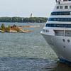 The boat Helsinki - Stockholm