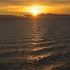 Sun rise 4.56 am just outside of Swedish border