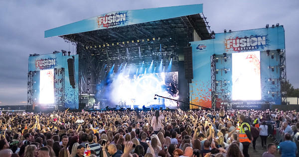 Fusion Festival 2018, Otterspool, Liverpool
