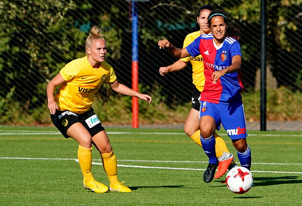 FC Basel 1893 Frauen v  BSC Young Boys  (14)  © Klaus Brodhage