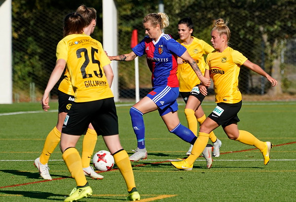 FC Basel 1893 Frauen v  BSC Young Boys  (20)  © Klaus Brodhage
