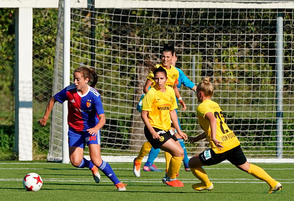 FC Basel 1893 Frauen v  BSC Young Boys  (15)  © Klaus Brodhage