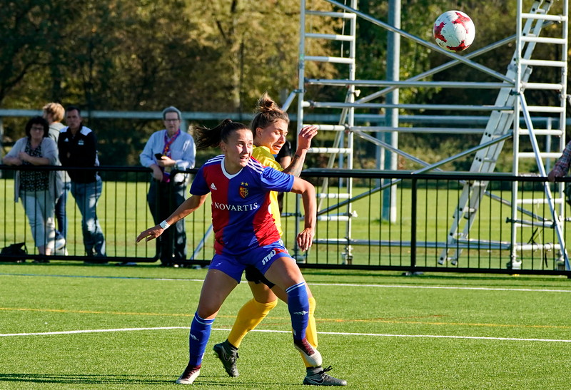 FC Basel 1893 Frauen v  BSC Young Boys  (23)  © Klaus Brodhage