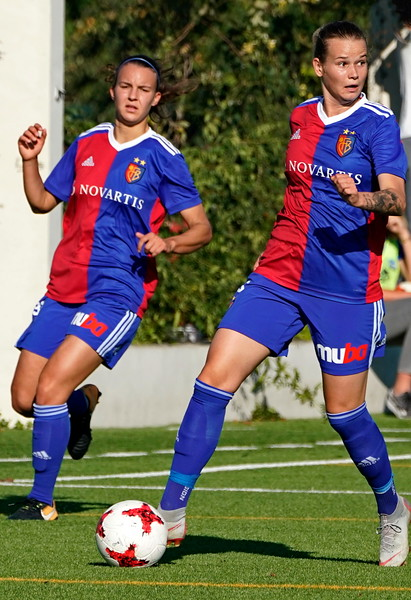 FC Basel 1893 Frauen v  BSC Young Boys  (21)  © Klaus Brodhage