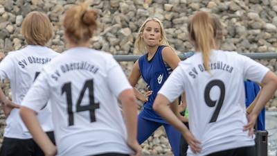 Fussball SV Obersülzen gegen Lotto Elf