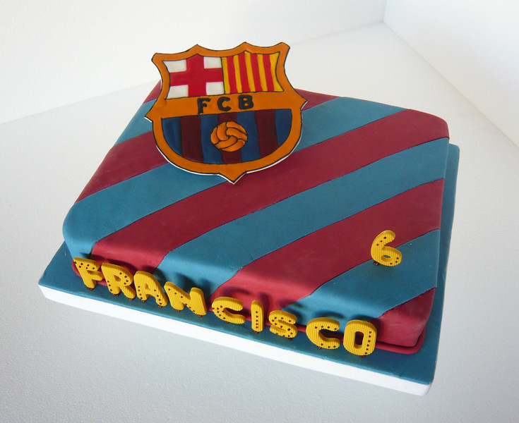 Tortas Decoradas De Barcelona
