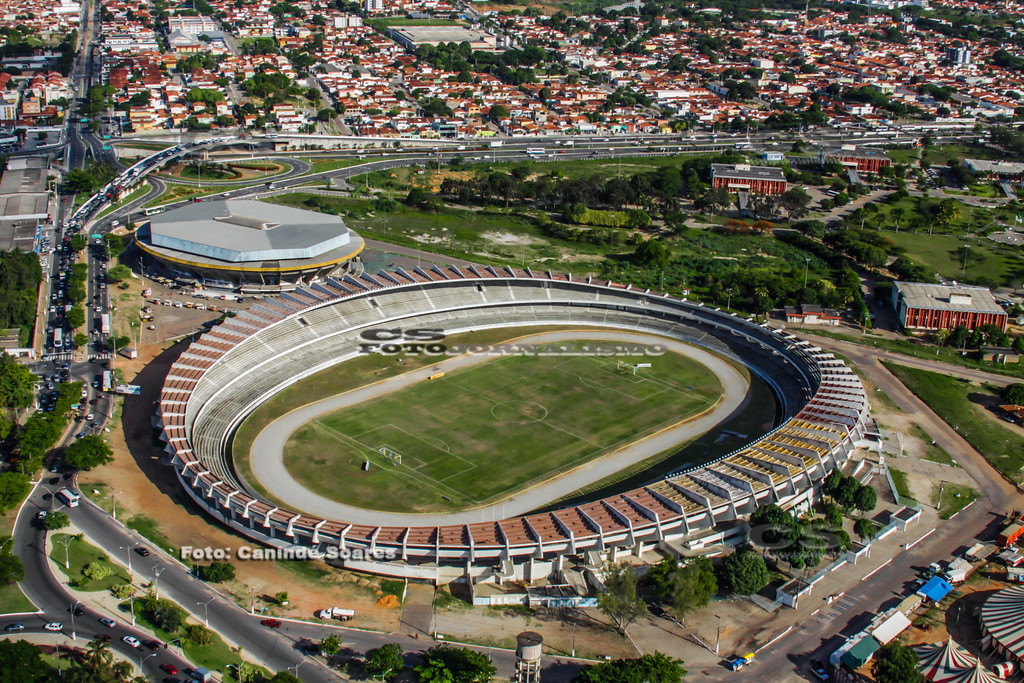 Estádio Machadão