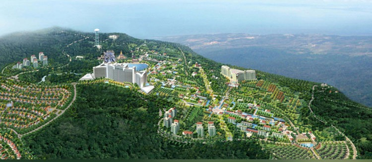 Bokor City