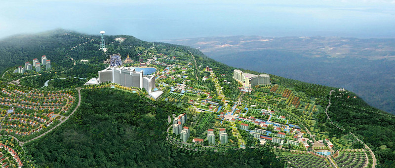 Bokor Plateau Master Plan