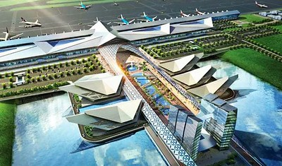 New Phnom Penh Airport