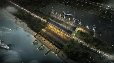 North Bali Airport Seaport